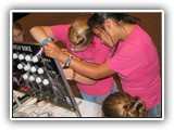 AEGIS girls working